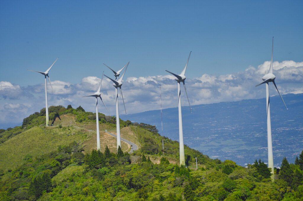 energy, generator, wind farm