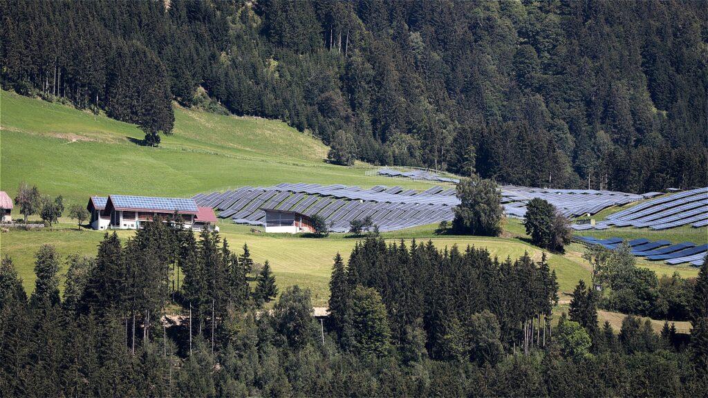 solar energy, photovoltaic, solar panels