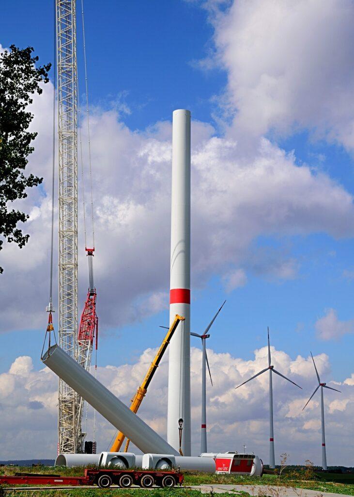 windräder, pinwheel, site